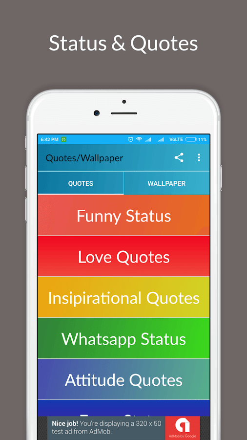 15000+ Latest Status & Quotes- screenshot