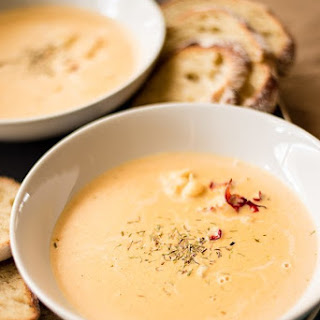 Easy Lobster Bisque.