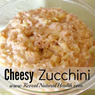 Easy Cheesy Zucchini Rice
