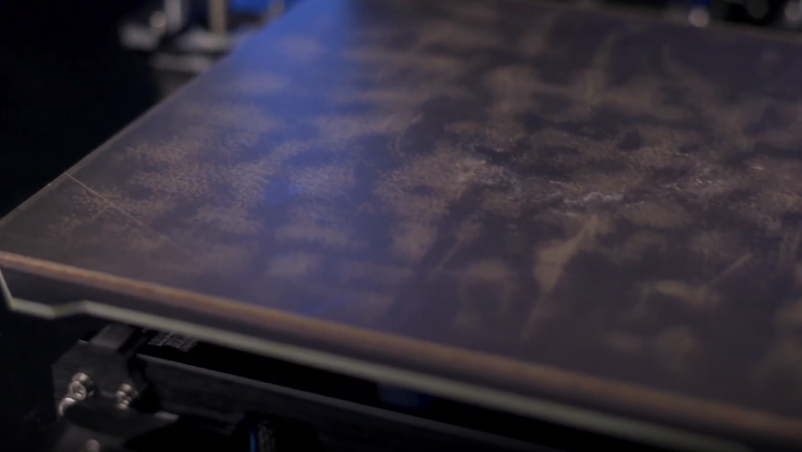 Smooth PEI is a fantastic all-purpose bed surface that has the unique property of releasing 3D prints as it cools.