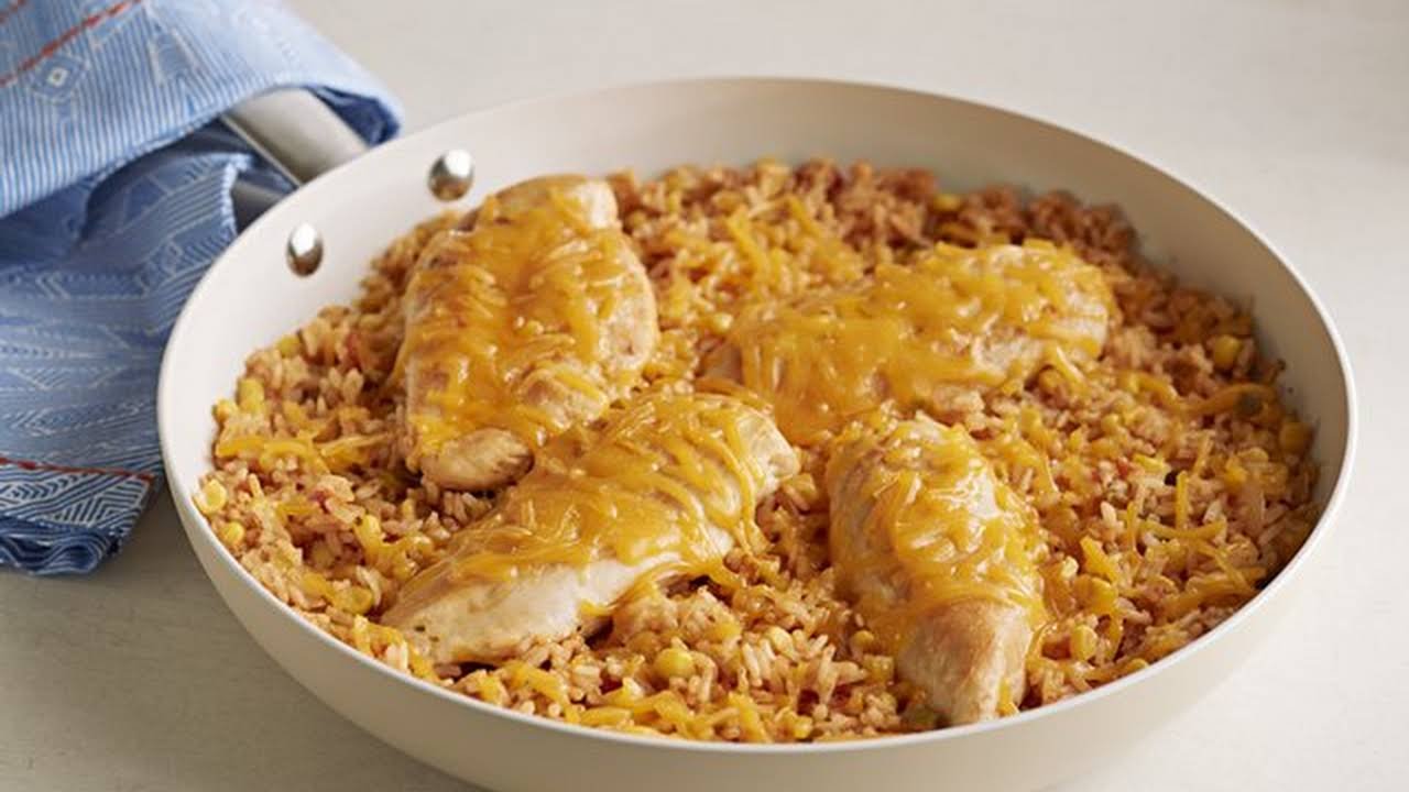 10 Best Chicken Breast And Rice Dinner Recipes Yummly