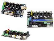Modular Stepper Driver Controller Boards