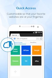 Maxthon Web Browser - Fast Screenshot 3