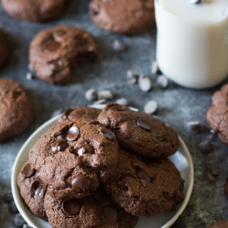 Chewy Chocolate No Bake Cookies Recipes