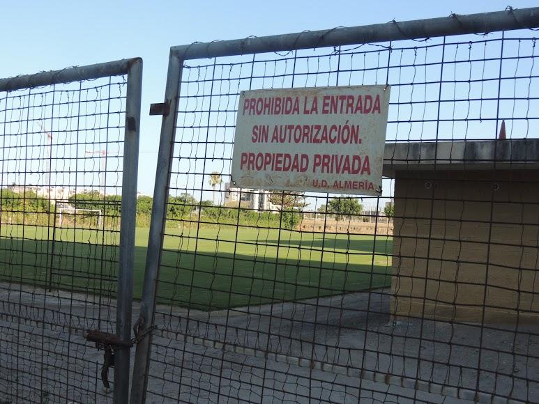 Campo de la Vega de Acá.