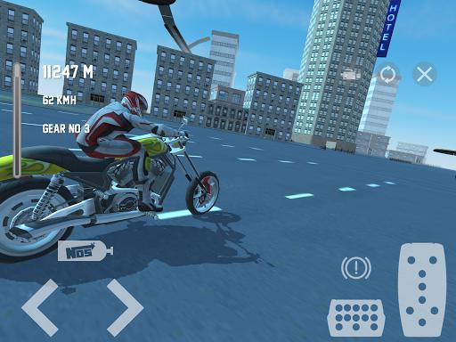 Motorbike Crush Simulator 3D  screenshots 11