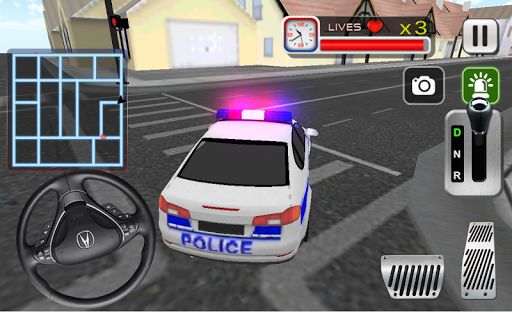 Police Car Driver 3.12 screenshots 15