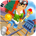 3D Subway Boy Run Rail Dash icon
