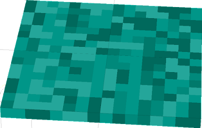 Replaces the Cyan carpet with teal carpet. Colors are used from the Google Material Design color palette.