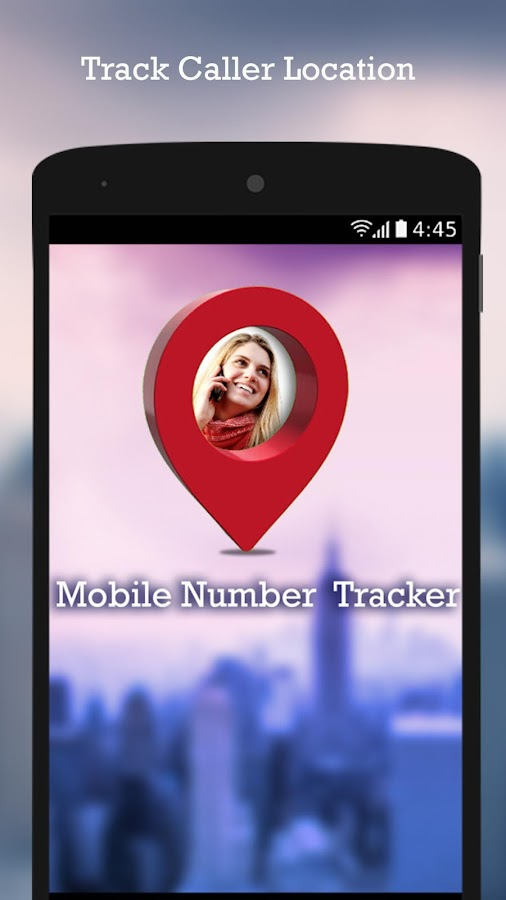 Mobile Caller Number Tracker- screenshot