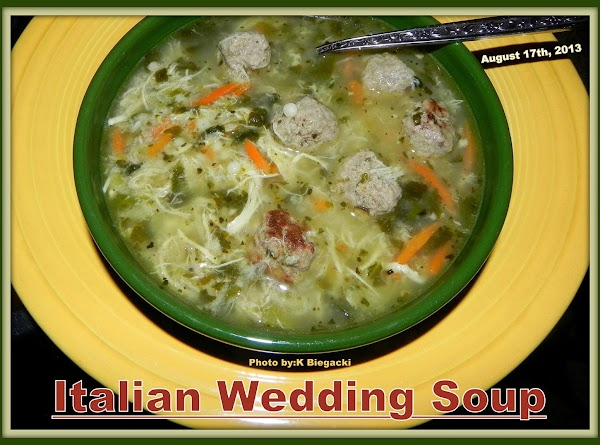 8-17-13 ----Made this soup for dinner and for freezing up several containers for meals...