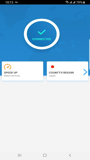 Free VPN-Privacy Proxy & Wifi Hotspot Shield screenshot 1