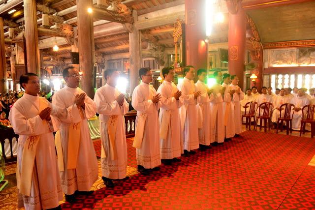Thánh lễ Truyền chức linh mục giáo phận Phát Diệm 2017 - Ảnh minh hoạ 9