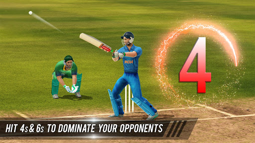 T20 Cricket Champions 3D  captures d'écran 2