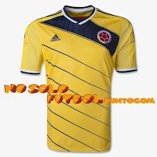 Photo: Colombia 1ªMundial 2014 * Camiseta Manga Corta * Camiseta Mujer * Camiseta Niño con pantalón