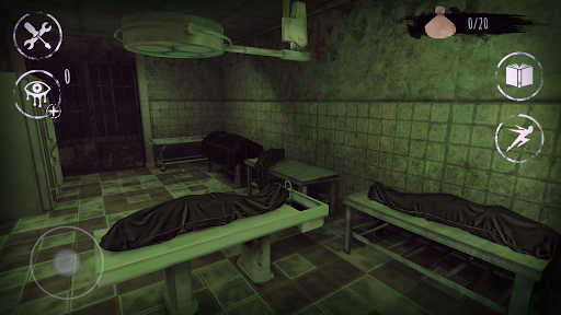 Eyes: Scary Thriller - Creepy Horror Game screenshots 2