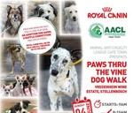 Paws thru the vine '17 : Animal Anti-Cruelty League Cape Town