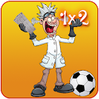 The crazy boy's predictions (soccer predictions) icon