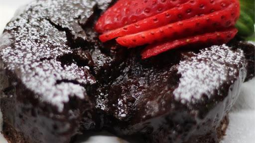 Lava cake recipe cocoa powder