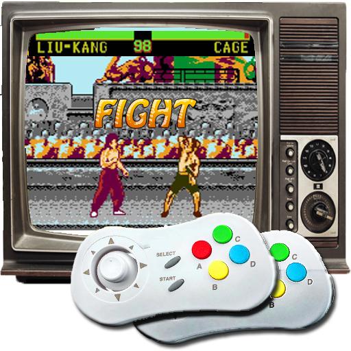 Baixar MK Old Fight Retro Game