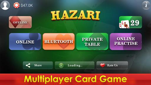 Hazari (হাজারী) - 1000 Points Card Game download 2