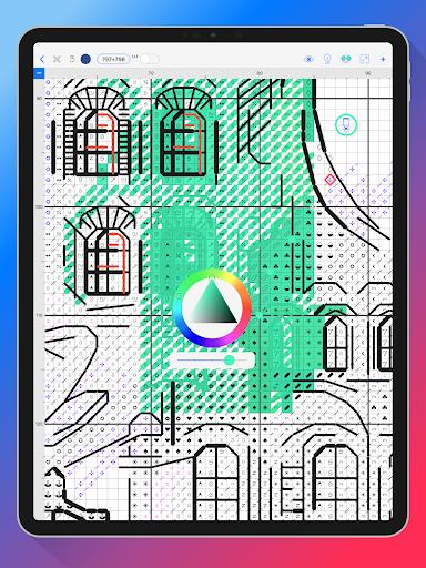 Cross Stitch Saga 3.7.3 screenshots 13
