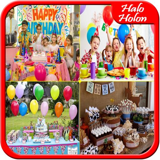 キッド誕生日の装飾のアイデア 生活 App LOGO-硬是要APP