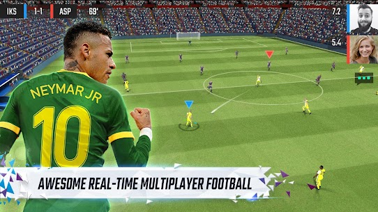Match MVP Neymar JR – Football Superstar Career 1