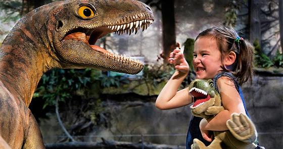 Los dinosaurios están dejando huella en Almería