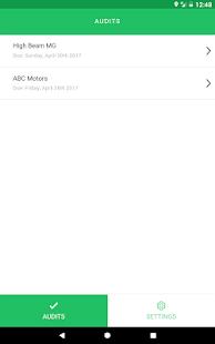 CheckVentory Auditor - náhled