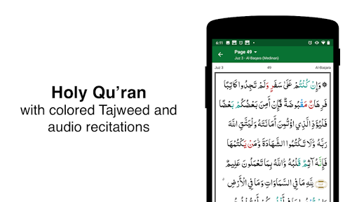 Muslim Pro - Prayer Times, Azan, Quran & Qibla 11.1 screenshots 8