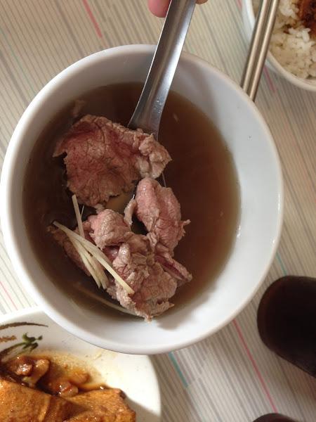 阿宏牛肉湯