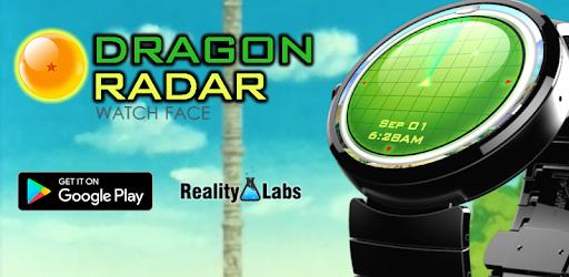 🐲 🌕 ㊙️ The dragon radar on your hands !!!