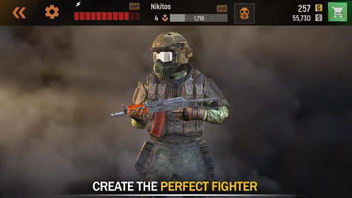 Striker Zone Mobile: Online Shooting Games 3.22.8.0 Screenshots 21
