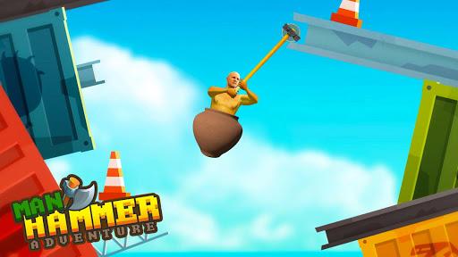 Hammer Man Adventure  screenshots 1