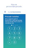 Screenshot of App de Vakantiedokter