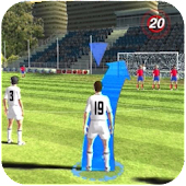 football freekick 3D