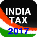 Tax Calculator India 2017 2016 icon