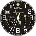 Analog clock 101 icon
