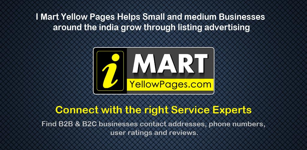 Download I MART YELLOW PAGES APK latest version app for