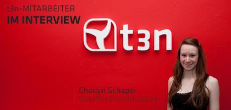 Photo: t3n Mitarbeiter im Interview - Charlyn Schaper (Backoffice & Kundensupport) http://goo.gl/GIb0C