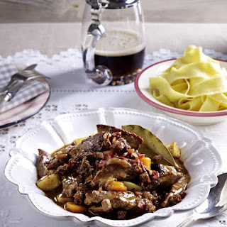 Beer Braised Beef