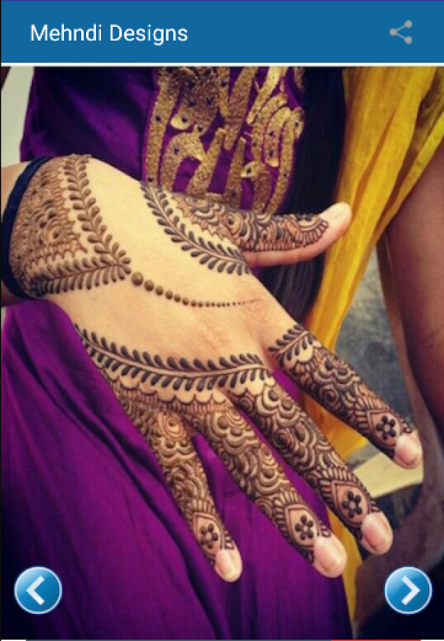 Mehndi App For Android Mobile : Mehndi designs henna android apps on google play