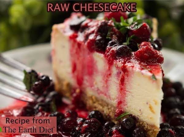 Raw Nut-cheese Cake