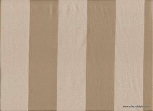 Photo: 11 Bangalore - Color 39 STP   100% Silk Satin Stripes