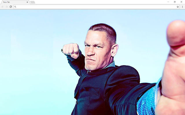 John Cena WWE Themes - New Tab