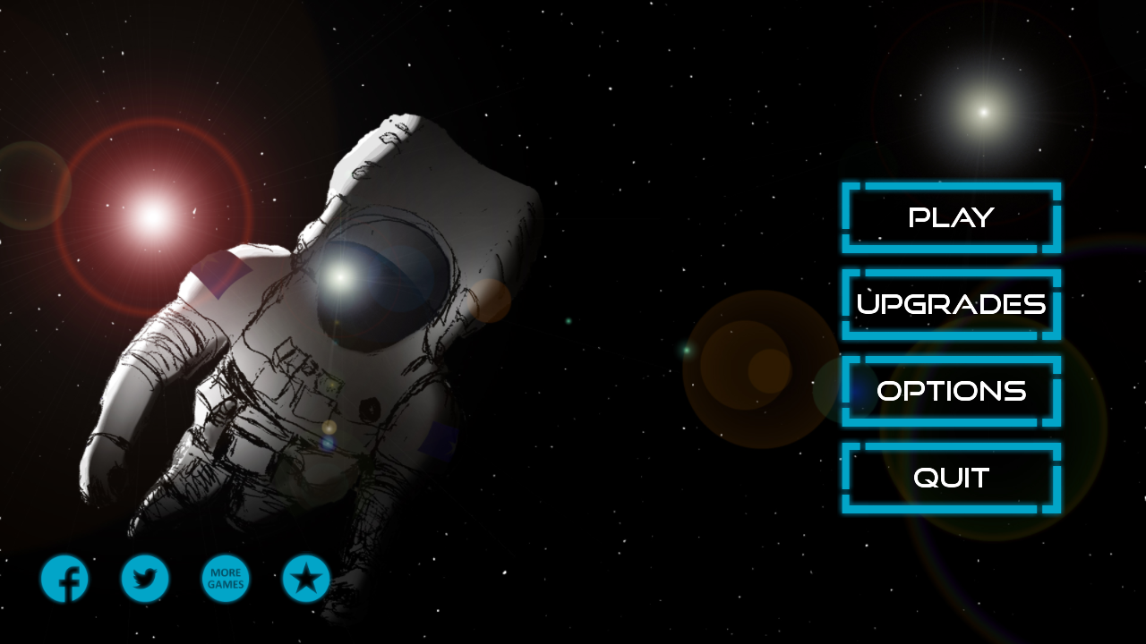 Cosmonaut- screenshot