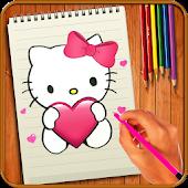 Tải Learn to Draw Cute Kitty Cats miễn phí