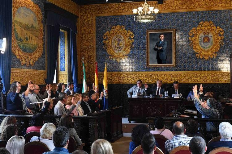 El PSOE busca en el Pleno la adhesión de Algeciras al Pacto contra el Antigitanismo