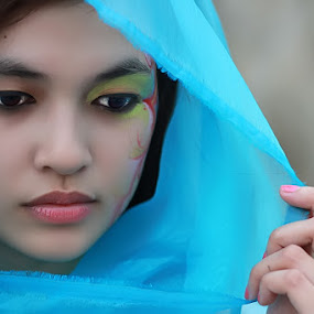 by Adhy Winata - People Portraits of Women